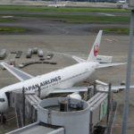 JAL機(スポット)