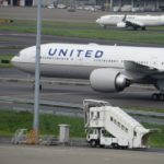 ユナイテッド航空機とJAL機