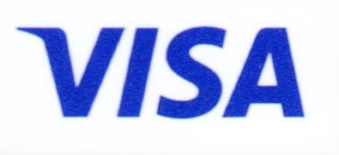 VISAのマーク