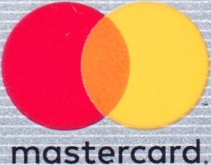 Mastercardのマーク