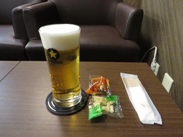 ビール(TEIラウンジ)