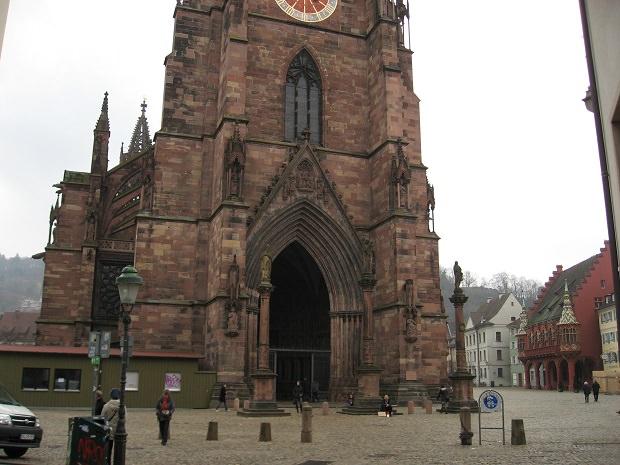 フライブルクの大聖堂