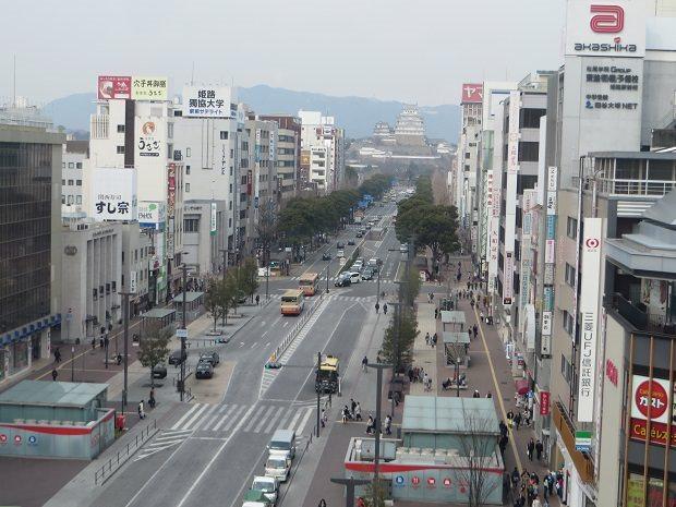 姫路駅前通り