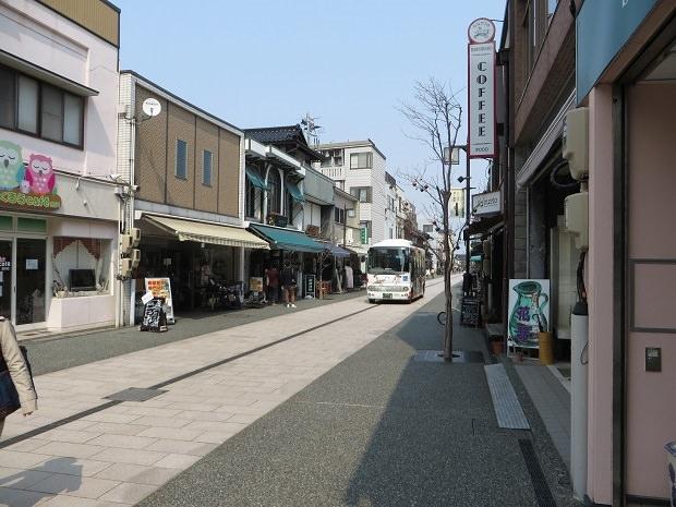 横安江町商店街