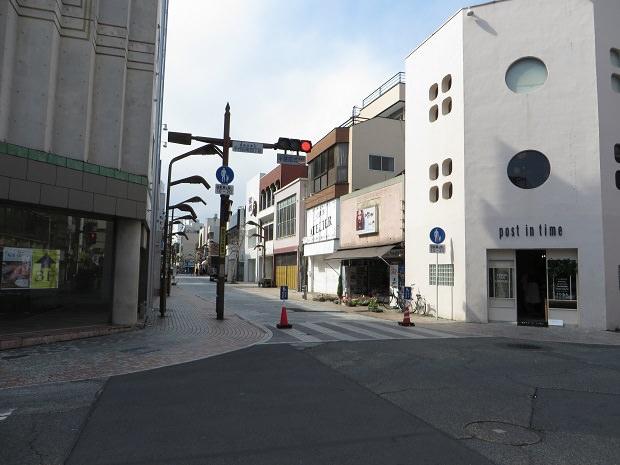 「千代田町四丁目」交差点